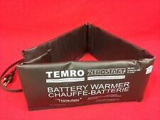 "80W Battery Heater Warmer Blanket Battery Wrap 5 X 36"" Premium Quality"