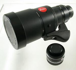 LEICA-APO-Telyt-R-2-8-280-280-280mm-F2-8-2-8-11245-APO-Extender-1-4x-like-NEW