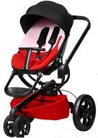 Quinny Moodd Stroller Special Edition Block Red Brand