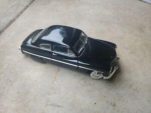 Ertl American Muscle Die-Cast 1/18 Scale Black 1949 Mercury Coupe