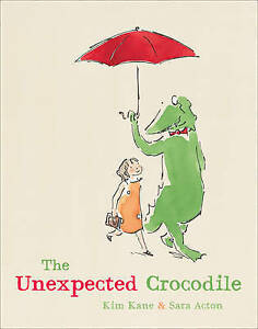 The-Unexpected-Crocodile-by-Kane-Kim-NEW-Book-FREE-amp-FAST-Delivery-Hardcove
