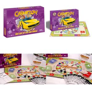 CASHFLOW-Rich-Dad-Investing-Board-Game-by-Robert-Kiyosaki-Newest-Original-Ed