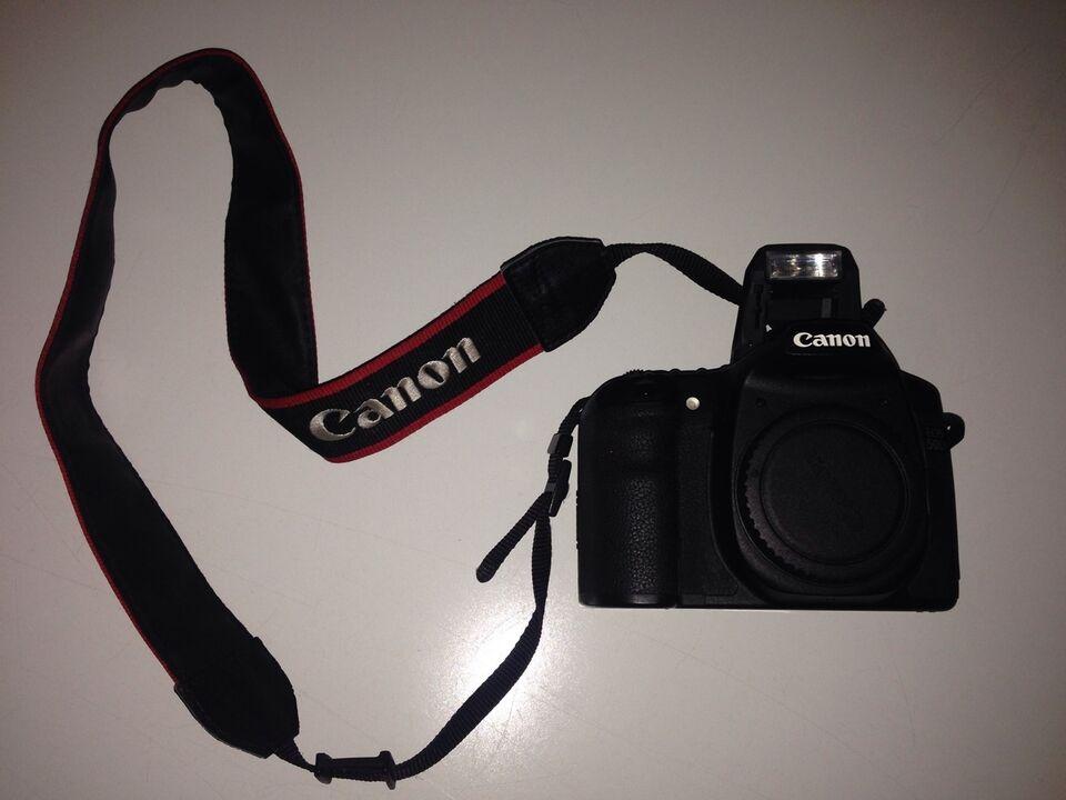 Canon, 50d, spejlrefleks