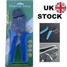 Heavy Duty Crimping Tool For Superseal AMP Tyco Connector Terminals Ratchet Type