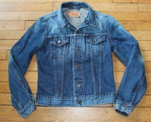 LEVIS-Veste-en-jeans-pour-Femme-Taille-Fr-38-M-S243