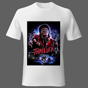 Mens-t-shirt-Movie-Music-Michael-Jackson-Thriller-UK-Unisex-Ladies-S-M-L-XL-2XL