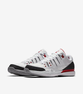 JY Sports New Nike Zoom Vapor Tour RF X AJ3 Sneakers Fire Red 709998 ... 449dbd1e3