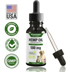 Organic-500-MG-Hemp-Oil-for-Dogs-Cats-100-Pure-Hemp-Oil-for-Stress-Joint-Health
