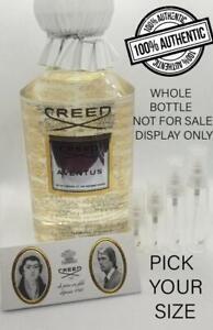 Creed-Aventus-Men-039-s-Eau-de-Parfum-AUTHENTIC-DECANTS-BATCH-19S11