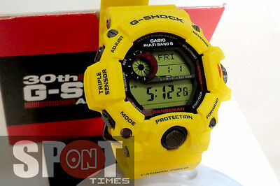 Casio G-Shock Rangeman 30th Anniversary Men's Watch GW-9430EJ-9