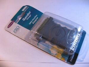 Gender-Changer-DB25-Male-Male-Adapter-Straight-Through-Belkin-F4A252-NOS-Qty-1