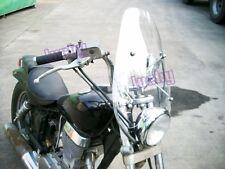 Windscreen For Windshield Yamaha Virago Vstar XV 125 250 400 535 750 920 W01#G