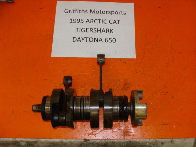 95 96 94 97 Arctic Cat Cat Arctic Tigershark 650 Daytona 640 Kurbelwelle 640 Nic a79630