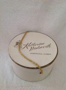 Vintage-Katherine-Wadsworth-Empty-Hatbox
