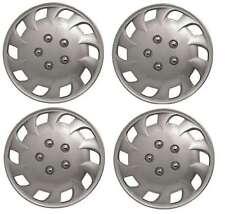 "Wheel Trims Set (4) 15"" CITROEN XSARA PICASSO 00-09 NEW silver"