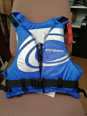 TYPHOON New Yalu Silver Swirl buoyancy Aid