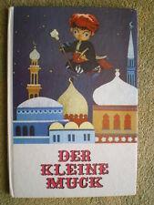 Der kleine Muck - DDR Märchenbuch - Puppenspiel Stellpuppen Hannelore Wegener