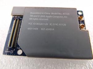 Apple-A1126-Bluetooth-Karte-825-6580-A-Airprt-Extreme-wireless-Netzwerk-A1126
