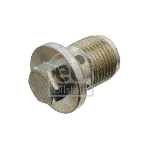 Febi 31117 scarico olio magnetico coppa dell/'olio bullone per OPEL FIAT ALFA ROMEO