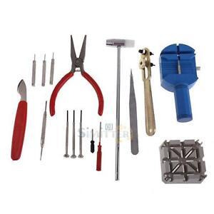 16pcs-Watch-Horloge-Opener-Reparation-Changement-Batterie-Bandes-cellule-Pin-Enlever-Tool-Kit