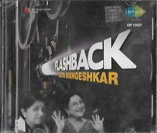 FLASH BACK - LATA MANGESHKAR - NEW BOLLYWOOD CD - FREE UK POST
