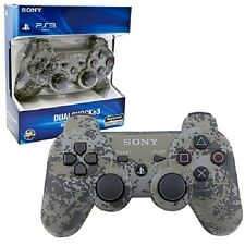 SONY PLAYSTATION 3 PS3 WIRELESS CONTROLLER DUALSHOCK 3 - Urban Camouflage - PS3