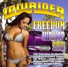 Various Artists - Lowrider Freedom Hip Hop 2015 PA CD