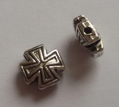5//10//15 cruz beads perlas Paracord Lanyard pulsera k04