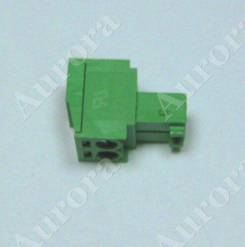 Phoenix Plug 3.5mm //  Pluggable Connector 6 Terminal Block 2 pin