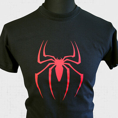 Spiderman T Shirt Peter Parker Marvel Super Hero Funny Vintage