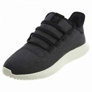 timeless design b7ac0 5621b Details about Adidas Tubular Shadow Womens CQ2460 Black Kevlar Shoes Size 6