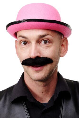 Carnaval Faux Barbe Moustache Schnauzer noir très large mm-71