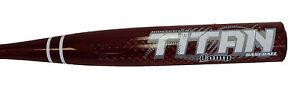 Worth-Titan-baseball-bat-composite-33-034-new-30-oz-2-5-8-diameter-ABTIN