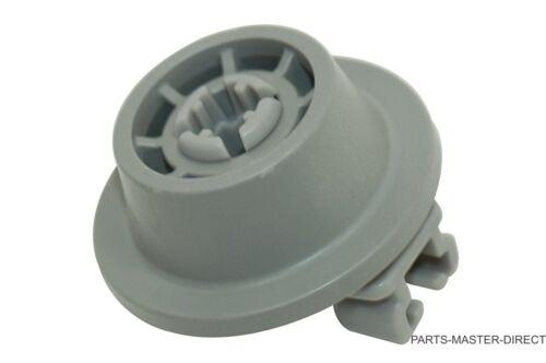 ORIGINALE Bosch Neff Siemens Lavastoviglie Ruota Cestello Inferiore 611475-4 Confezione
