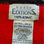 thumbnail 6 - Ugly Christmas Sweater Size XL Red Skies Mittens Winter Cardigan Basic Editions