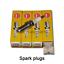Kit D/'EntrEtiEn Pour PEUGEOT 206 2.0 16 V GTI Huile Air Carburant Habitacle Filtres Bougies