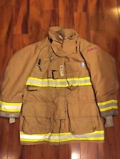 Firefighter Globe Turnout Bunker Coat 45x35 G Xtreme 2008 No Cut Out