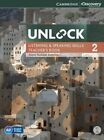 Unlock Level 2 Listening and Speaking Skills Teacher's Book with DVD by Alison Ramage Patterson (Mixed media product, 2013)