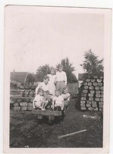 1-420-FOTO-PLESSA-1941-KINDER-KLEINBAHN