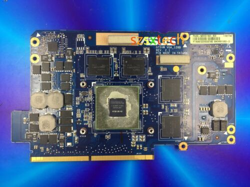 NVIDIA GeForce GTX660M  2GB 128Bit VGA Card FOR ASUS G75VW 60-N2VVG1300-B03