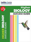 CFE Higher Biology Success Guide by John Di Mambro, Leckie & Leckie, Angela Drummond (Paperback, 2015)