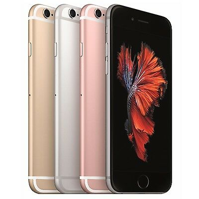 Apple iPhone 6s Plus 16GB Unlocked GSM 4G LTE Dual-Core 12MP Camera Smartphone