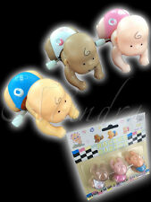 Baby Shower Mum to Be Fun Game Party Accessory Wind Up Racing Babies