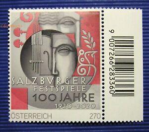 100-Jahre-Salzburger-Festspiele-Osterreich-SM-Jaenner-2020