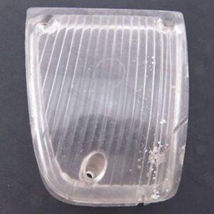 C3 Corvette 1970-1971 Clear Parking Light Lens