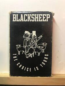 Used-The-Choice-Is-Yours-by-Black-Sheep-Single-Cassette-1991-Mercury-Records