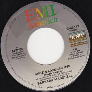 BARBARA-MANDRELL-Angels-Love-Bad-Men-7-034-45