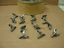 1956-1979 Corvette Ignition Shield Wing Nuts Set of 4