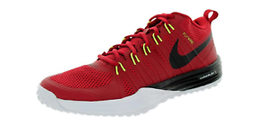 Nike Men's Lunar TR 1 Training shoes Size 6 - Gym Red Blk-Wht-Volt 652808-601
