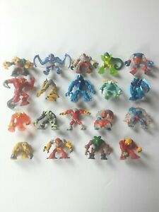 Lot-Of-19-Giochi-Figures-Used-A-Few-Broken